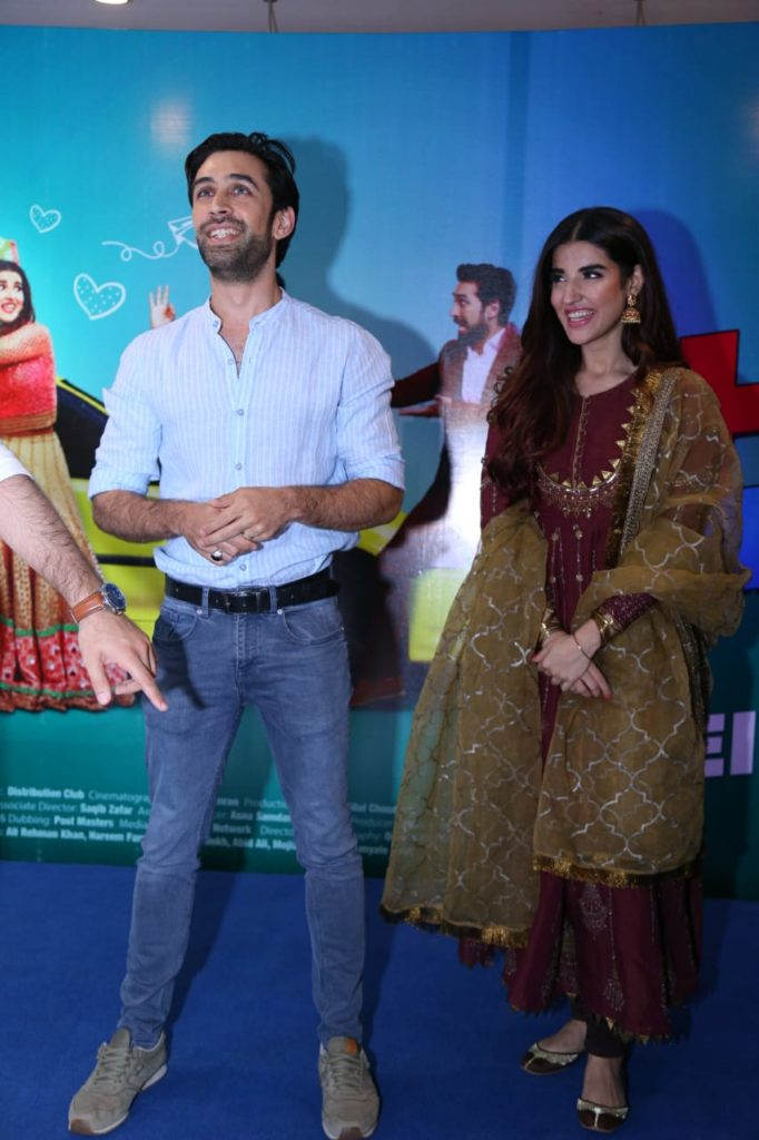 Heer Maan Ja Promotion in Hyderabad