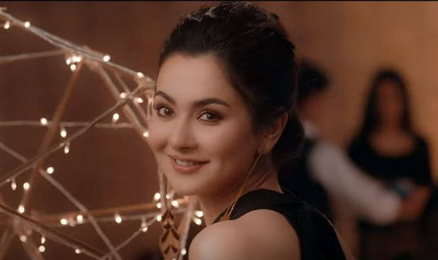Hania Amir in Pakistani movie Superstar 2019