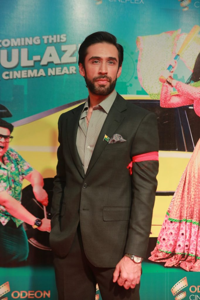 Heer Maan Ja Promotion 86 Ali Rehman Khan at Odeon Islamabad