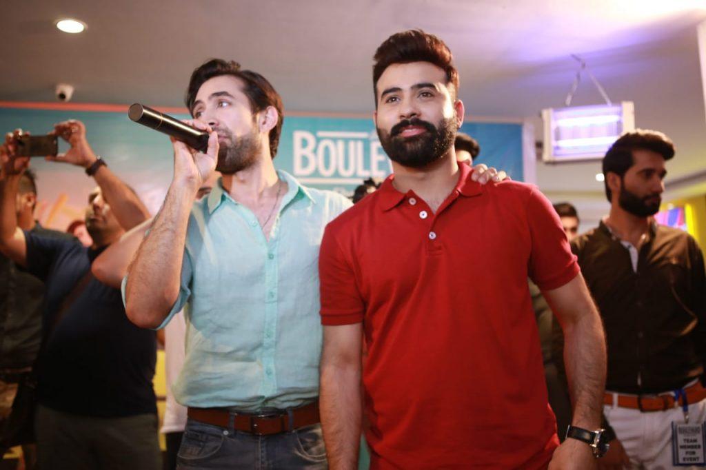 Heer Maan Ja Promotion 20 Ali Rehman Khan with Faizan Shaikh