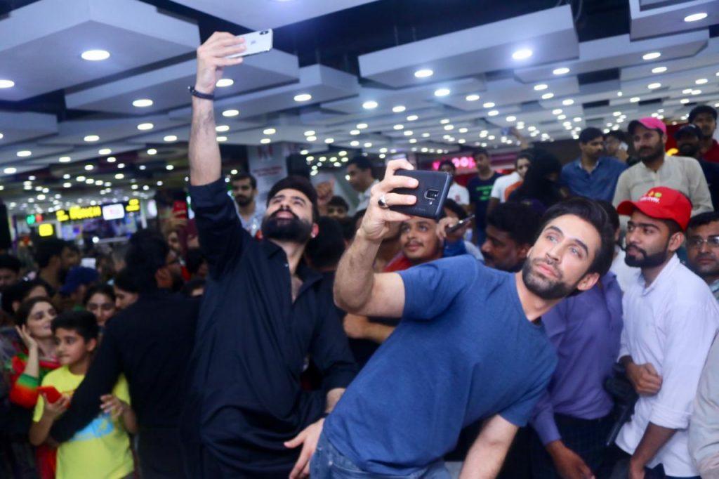 Heer Maan Ja Promotion 60 Ali Rehman and Faizan Shaikh