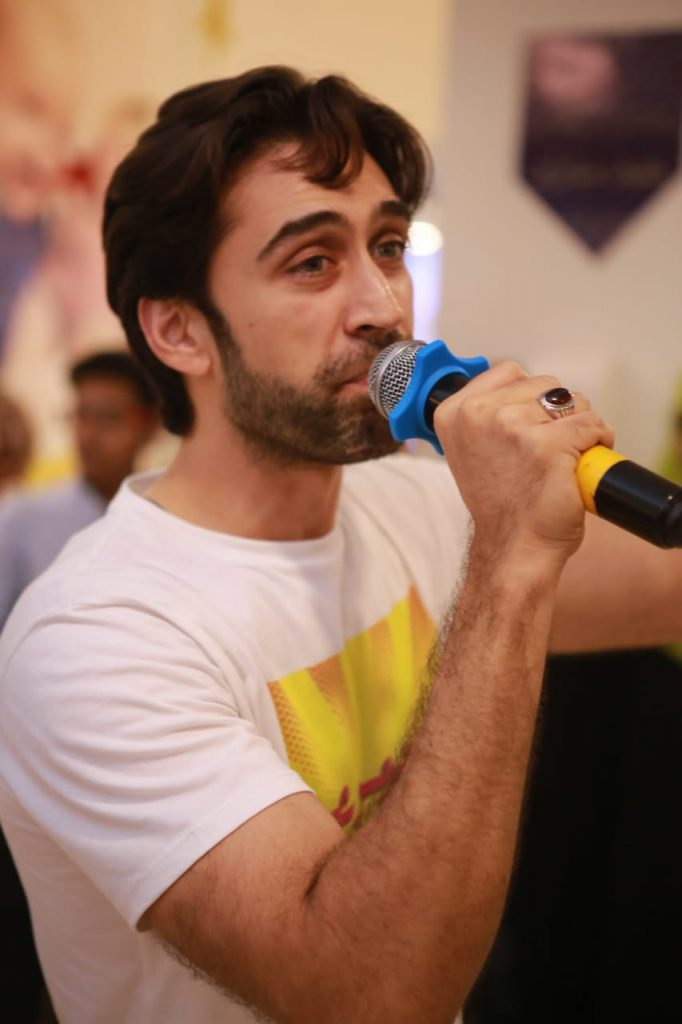 Heer Maan Ja Promotion 1 Ali Rehman at Promotion of Heer Maan ja in Multan
