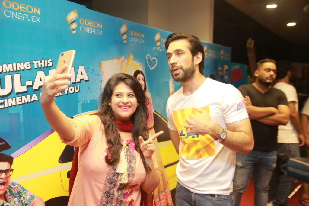 Heer Maan Ja Promotion 67 Ali Rehman khan at Meet and Greet