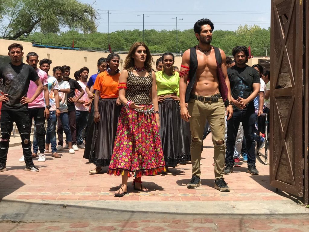 Unbelievable Bilal Ashraf Body Transformation for Superstar Film 2019 2 Bilal Ashraf in Dharak Bharak song