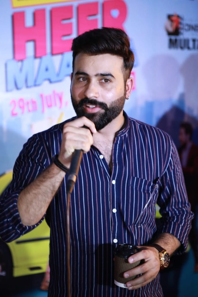 Heer Maan Ja Promotion 7 Faizan Khan Multan promotion