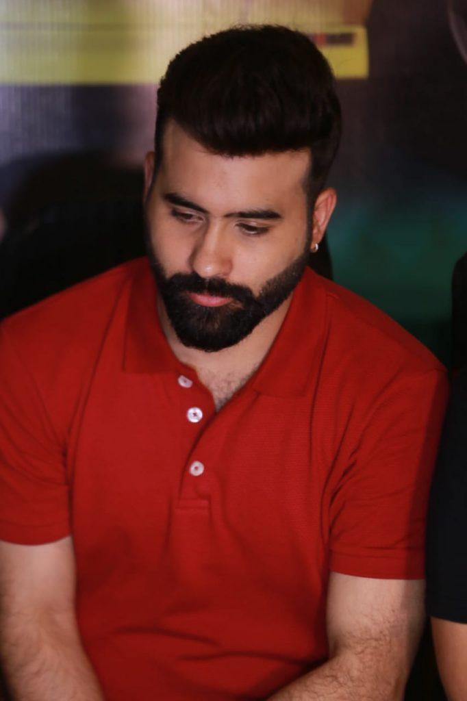 Heer Maan Ja Promotion 24 Faizan Shaikh actor