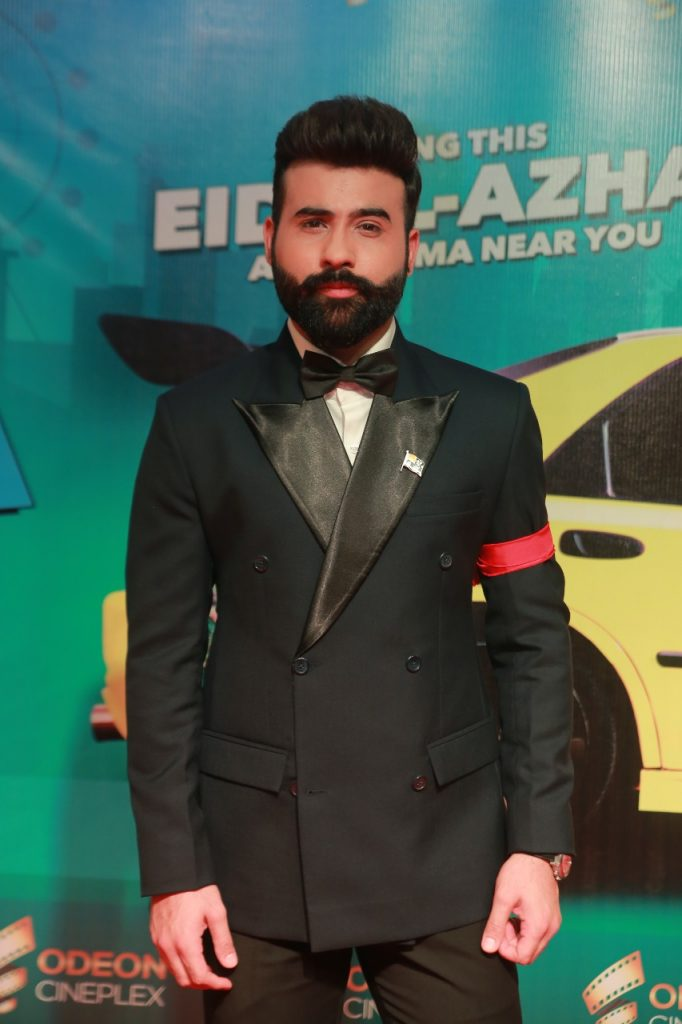 Heer Maan Ja Promotion 85 Faizan Shaikh at Odeon cinema