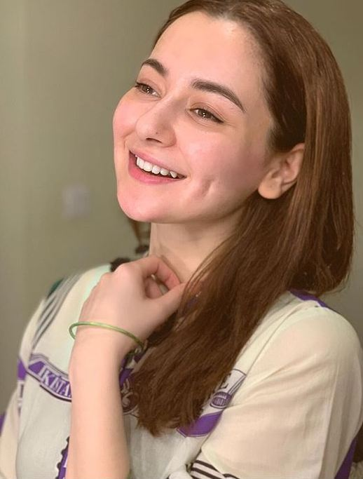Hania Amir on Independence Day