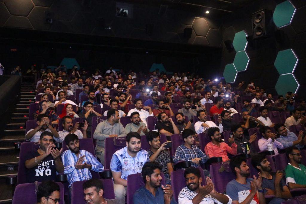 Heer Maan Ja Promotion 48 Heer maan ja cinepax