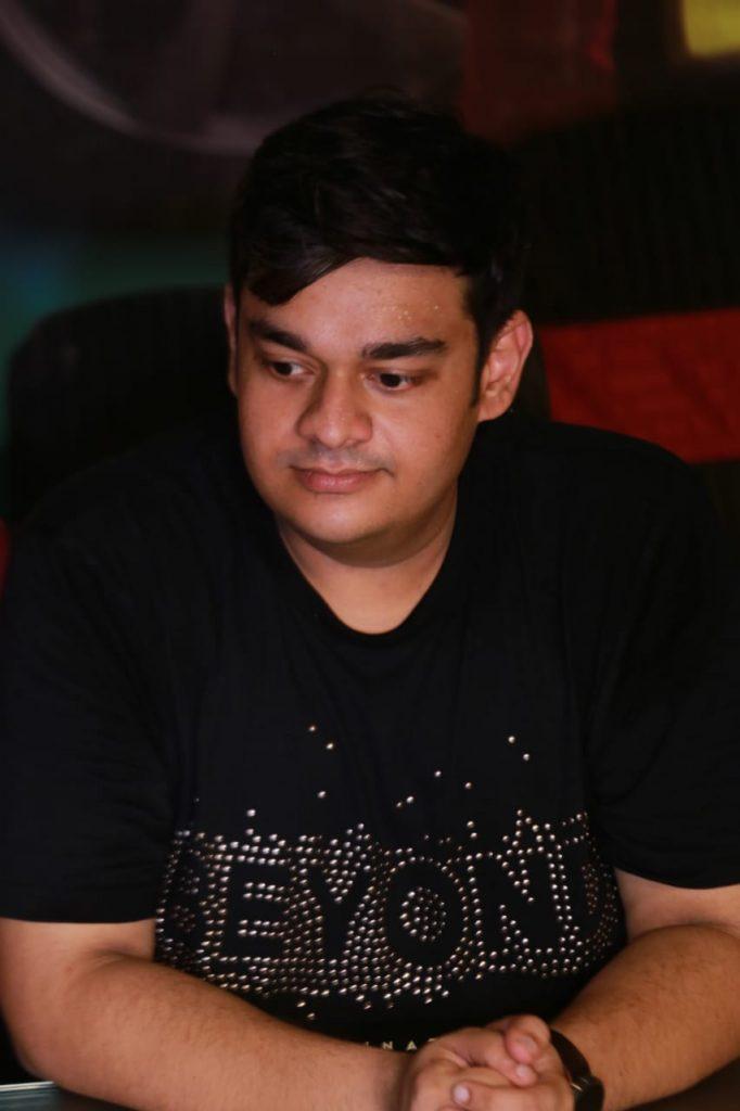 Heer Maan Ja Promotion 21 Heer maan ja film actor