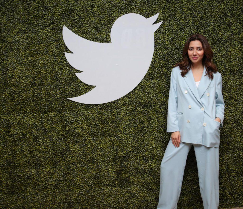 Mahira Khan visits Twitter HQ with Bilal Ashraf in London 9th August 2019 6 Mahira Khan visits Twitter HW in London