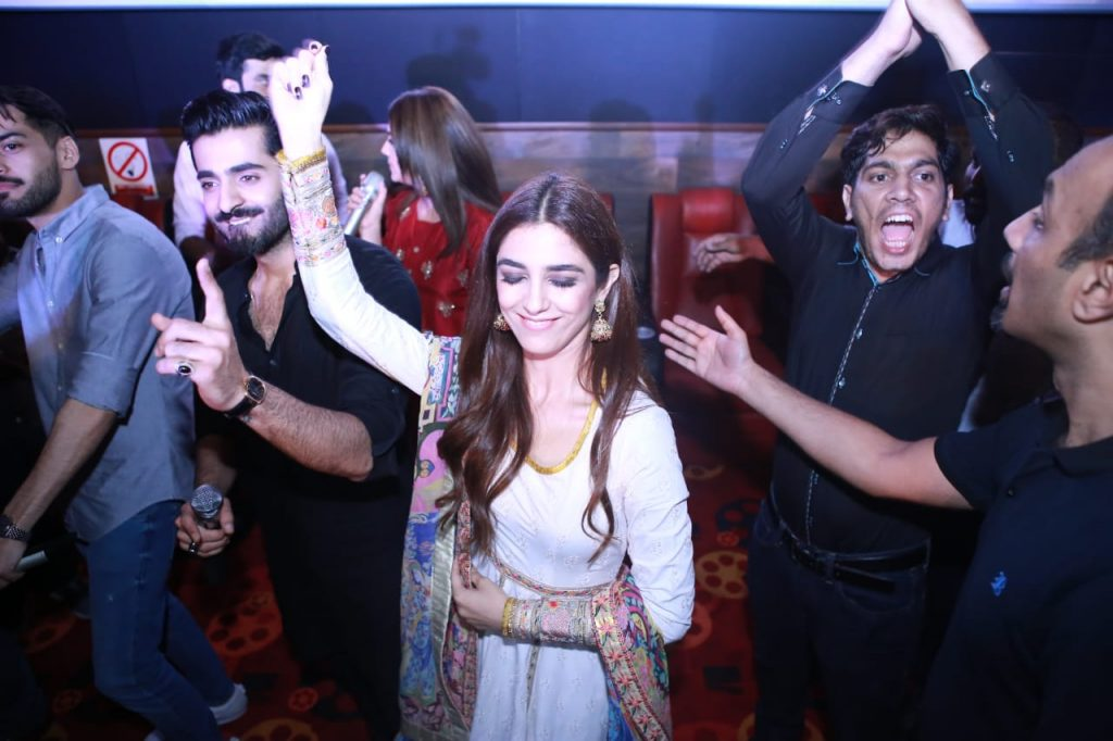 Parey Hut Love Promotions 2019| Dates , Dressing, Cast 2 Maya Ali Parey Hut love promotion