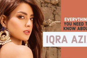 Iqra Aziz biography