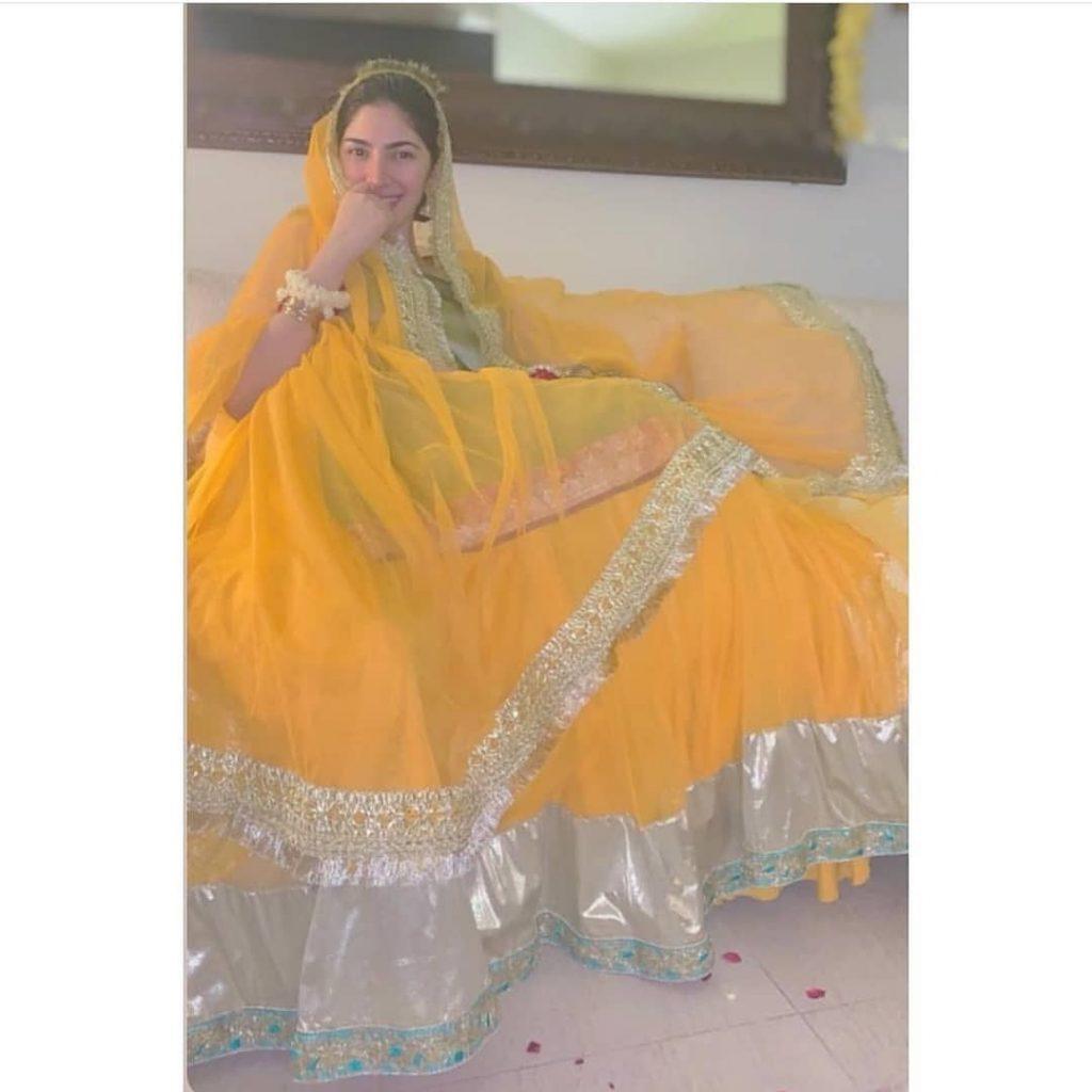 Naimal Khawar Khan Mayun pics