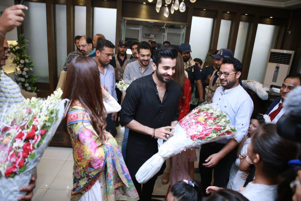 Parey Hut Love Promotions 2019| Dates , Dressing, Cast 15 Sheharyar munawar parey hut love