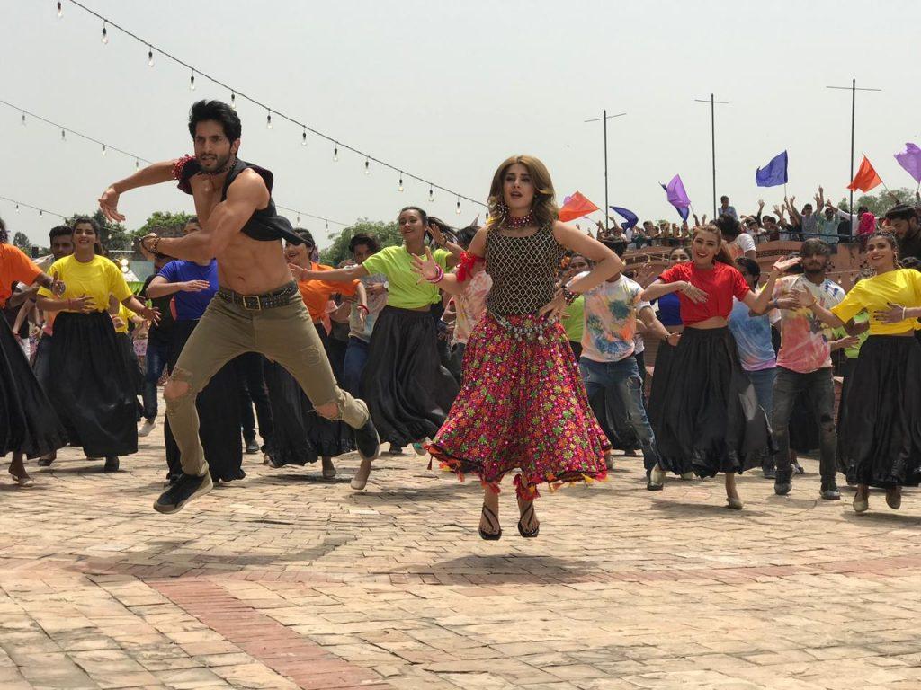 Unbelievable Bilal Ashraf Body Transformation for Superstar Film 2019 3 Song Dharak Bharak Shooting