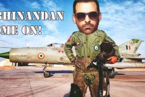Abhinandan Come on