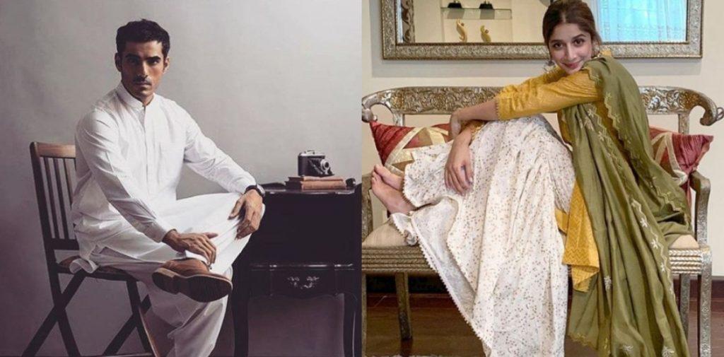 Mawra Hocane and Adeel Hussain