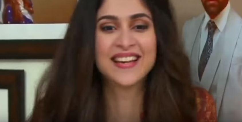 Arij Fatyma in Hasad last episode