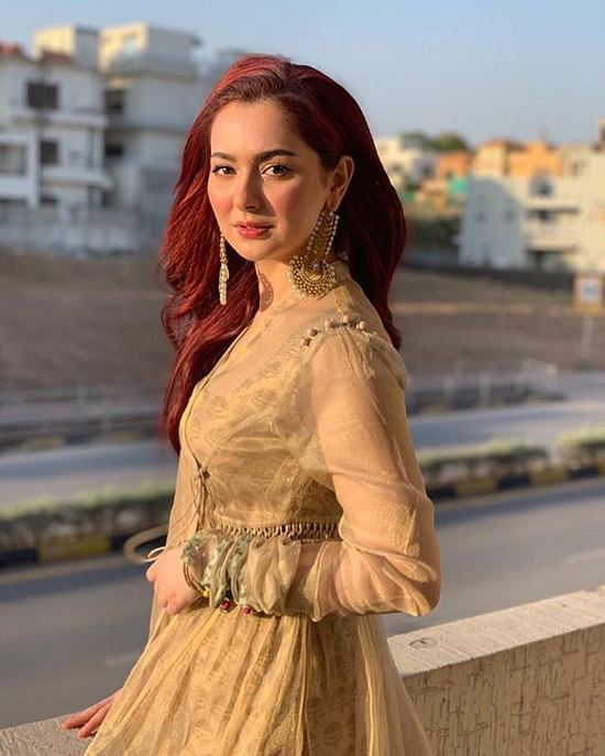 Hania Amir Best Outfits
