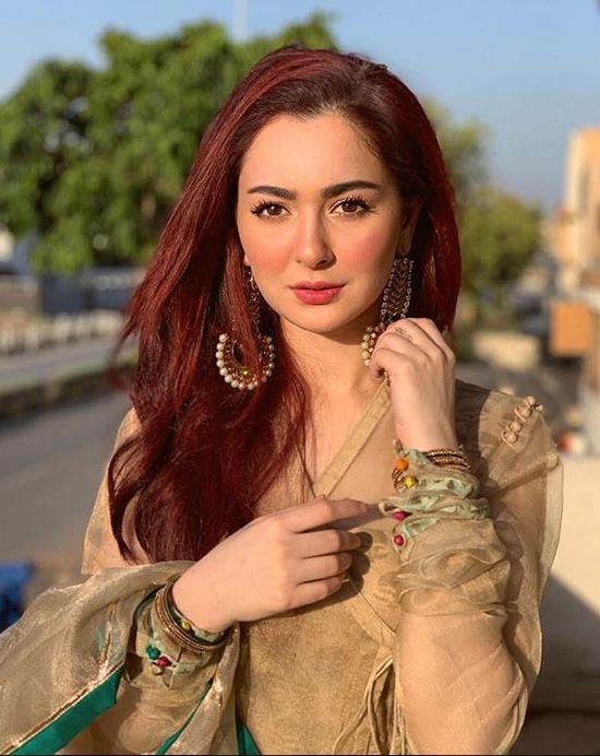 Hania Amir Eid Dress 2019