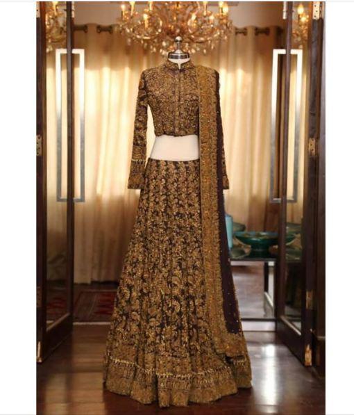 Hassan Sheheryaar Yasin bridal dresses 2019