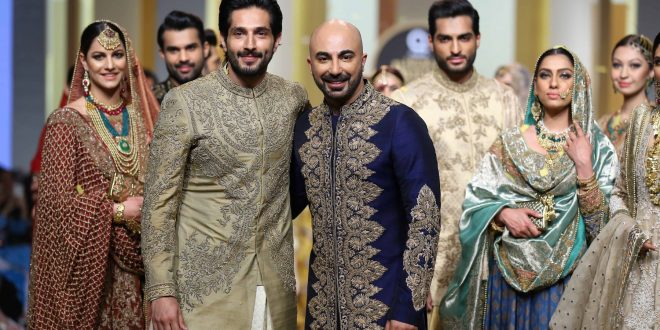 Hassan Sheharyar Yasin Latest bridal fashion show