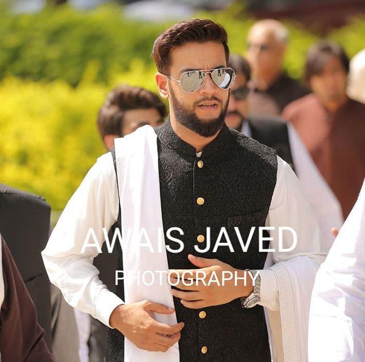 Imad Waseem Marriage