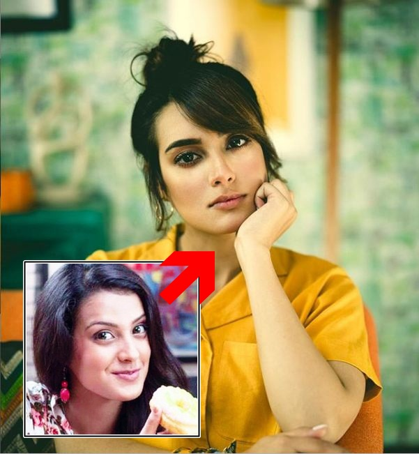 Iqra Aziz before after