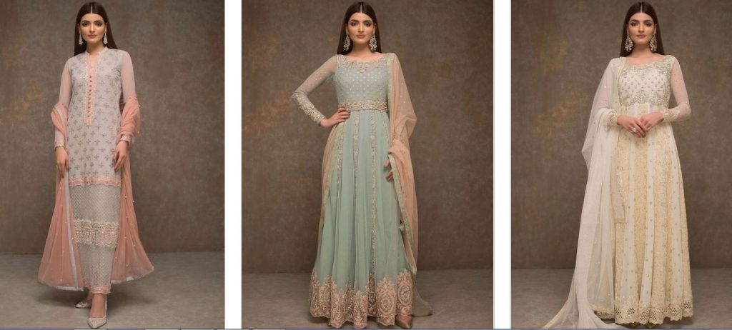 Zainab Chottani Luxury Pret Wear 2019