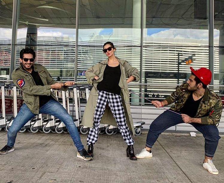 Beautiful Star Mahira Khan Spends Eid 2019 in Canada 1 mahira khan 1