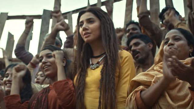 Mahira Khan in Maula Jatt