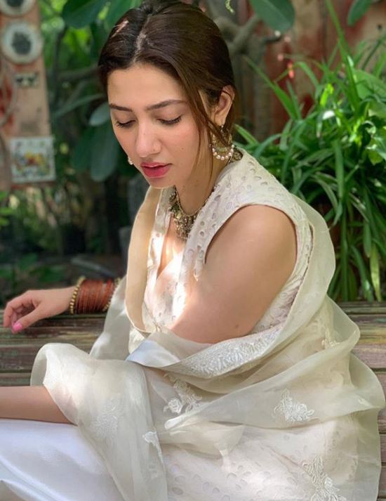 Mahira Khan Eid Pics