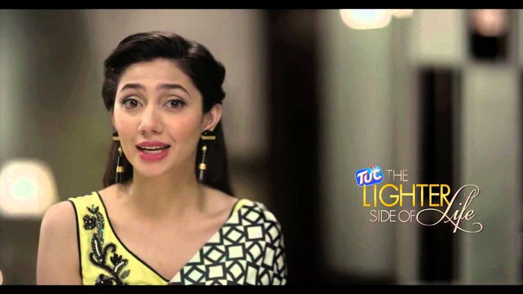 Mahira Khan hosting tuc show