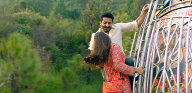 Parey Hut Love Pakistani Movie 2019 3 maya ali and sheheryaar munawar parey hut love 00