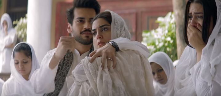 Parey Hut Love Pakistani Movie 2019 5 maya ali and sheheryaar munawar parey hut love 87