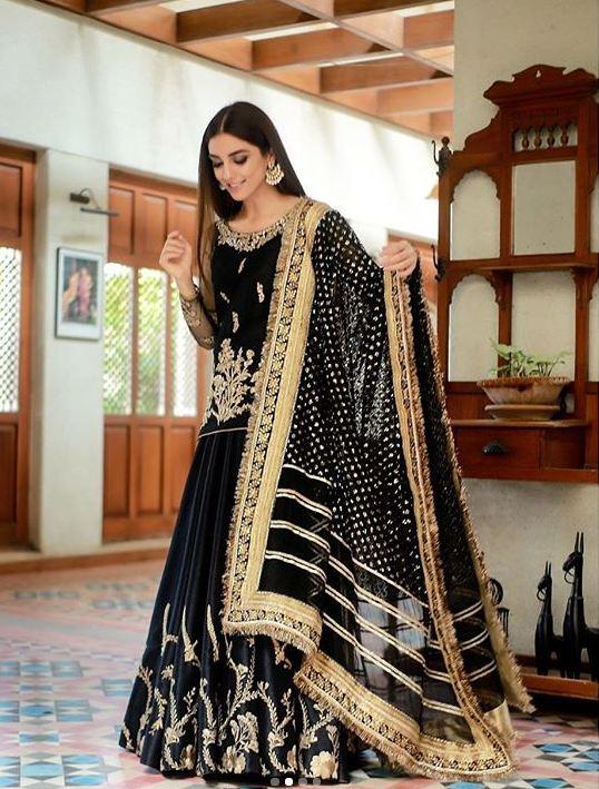 Maya Ali Eid Outfit 2019