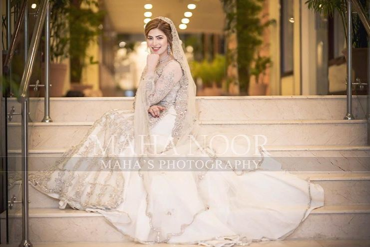 Naimal Khawar Walima Reception Pictures