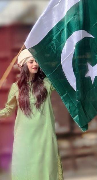 Neelum Muneer on Independence Day