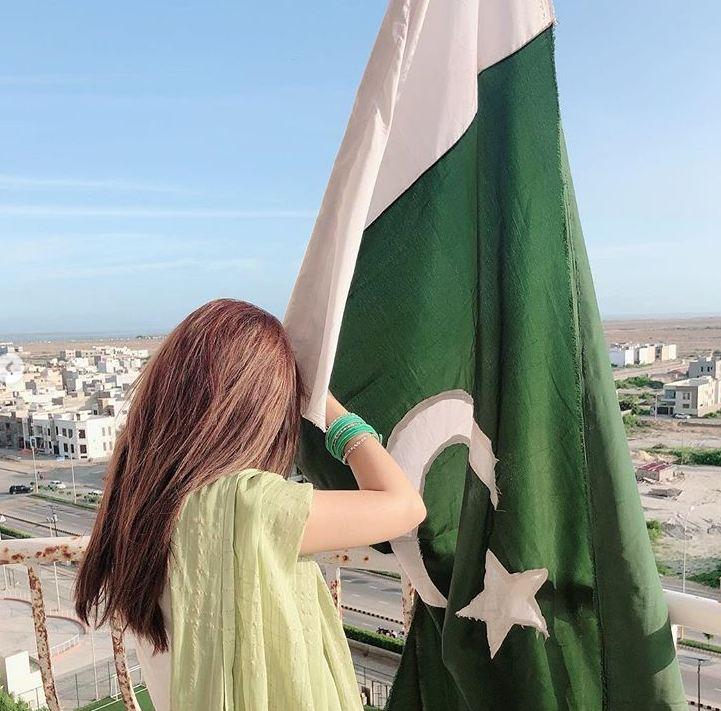 Sajal Ali on Independence Day