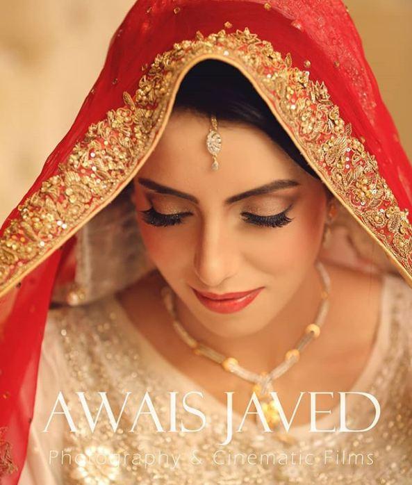 Imad Waseem Wife Nikkah Pics