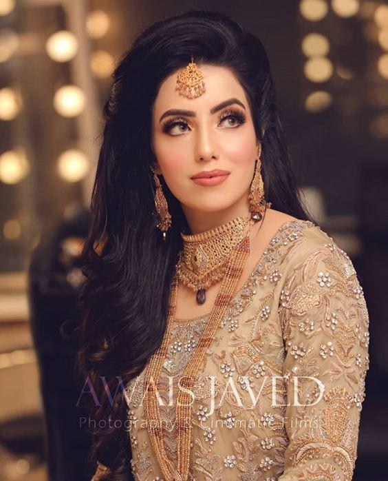 Imad Waseem wife Sania Ashfaq on Valima