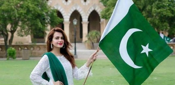 Sumbul Iqbal on Independence Day