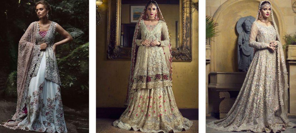SWAROVSKI  bridal by Zainab Chottani