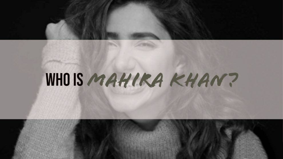 who is mahira khan