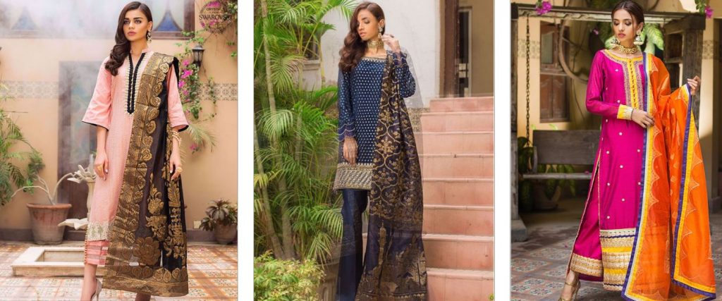 luxury pret wear by Zainab Chottani