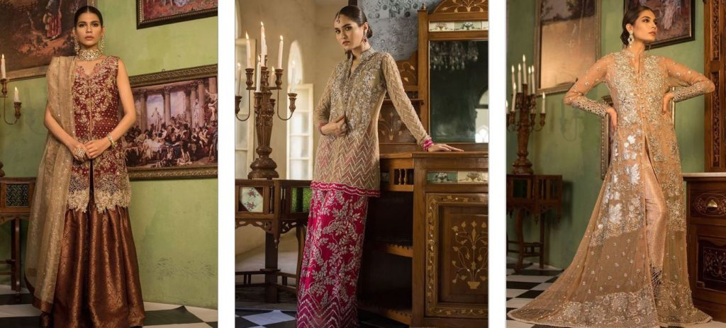 Zainab Chottani heavy formal wear