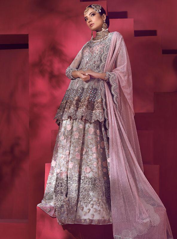 Zainab Chottani Khuwab Bridal Collection