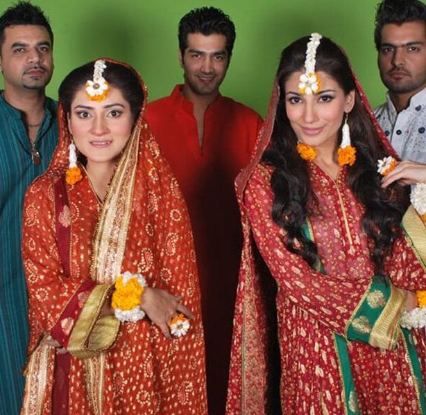Pakistani Drama Series Baraat