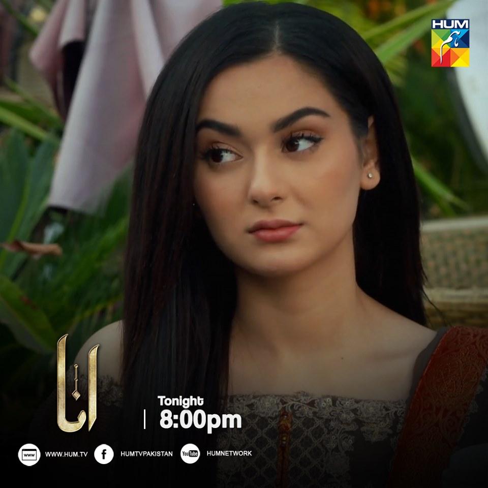Pakistani Drama Serial Anaa